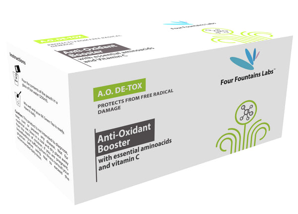 Antioxidant Booster - for improving Antioxidant Defense, Heart Health and reducing Ageing (1 Month Supply)