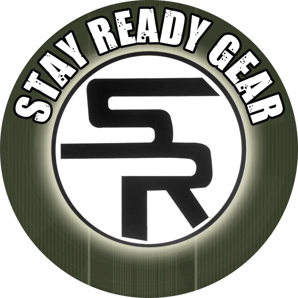 Stay Ready Gear Sticker