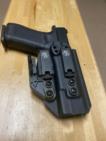 Discreet Double Over-Hook IWB Holster - Stay Ready Gear LLC™