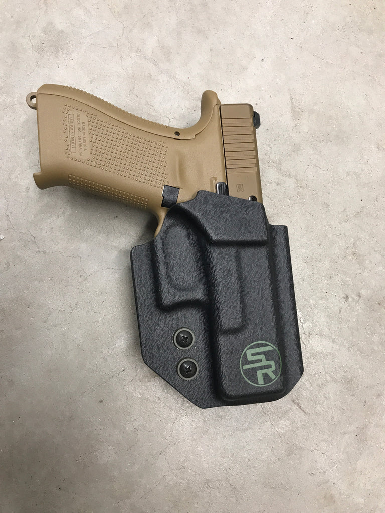 """Jack"" OWB Taco-Style Kydex Range Holster - Stay Ready Gear LLC™"