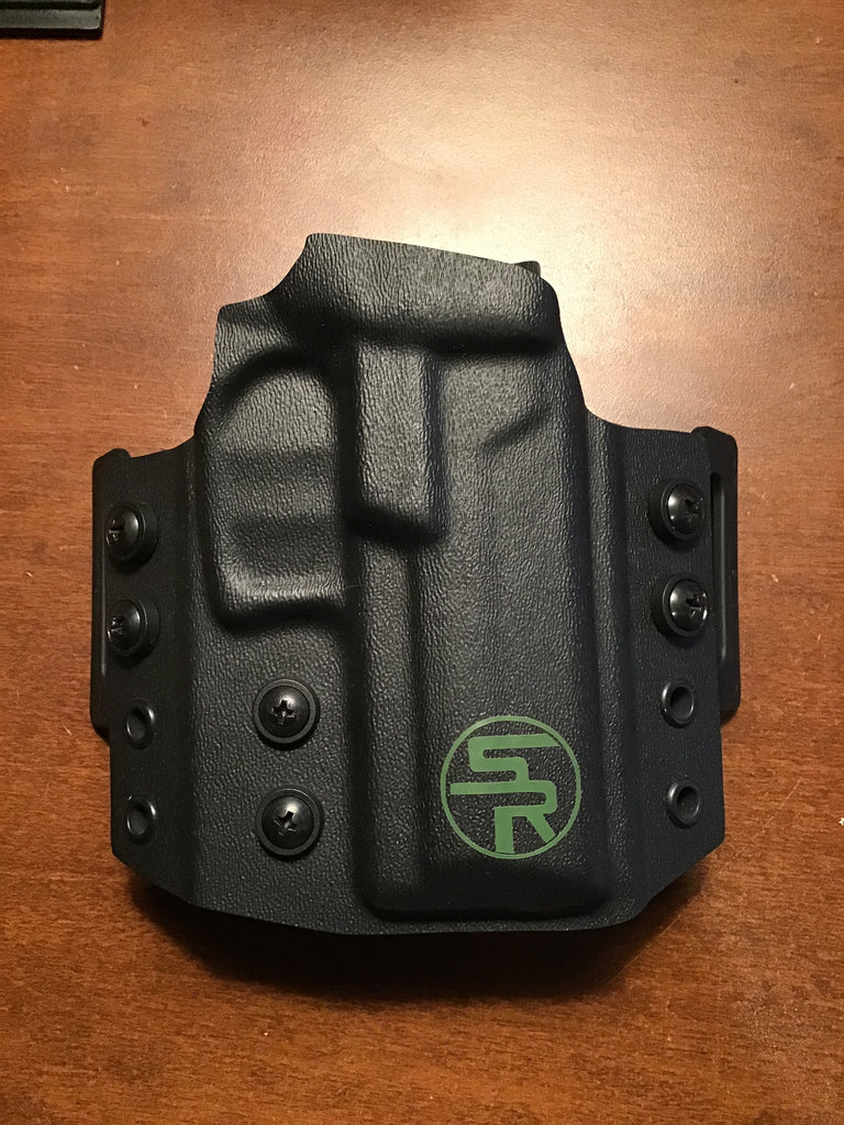 """Ace"" OWB Kydex Holster - Discounted & Ready-to-Ship - Stay Ready Gear LLC™"