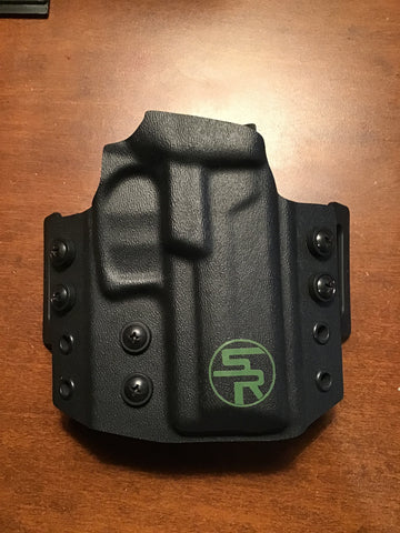 """Ace"" OWB Kydex Holster - Discounted & Ready-to-Ship"