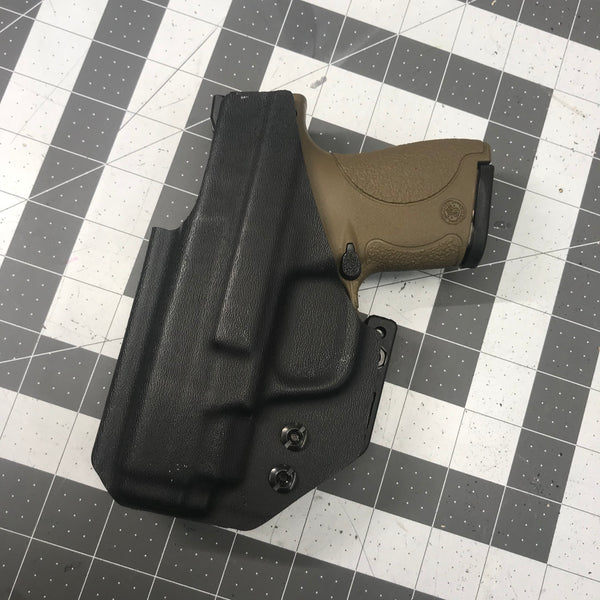 "IWB ""Trey"" Kydex Holster"