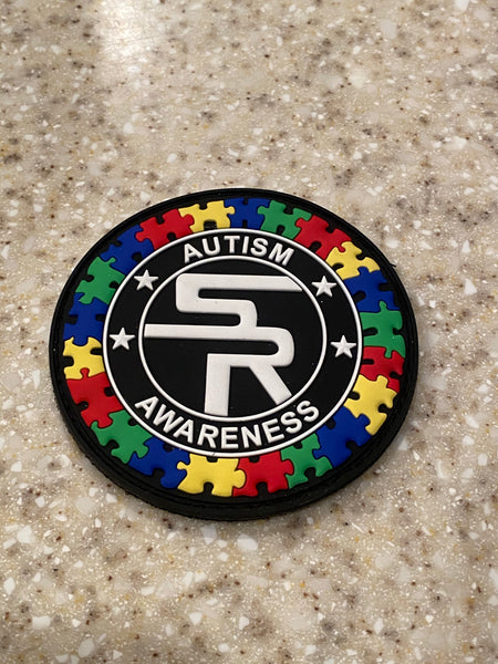 Autism Awareness Stay Ready Gear Patch - Stay Ready Gear LLC™