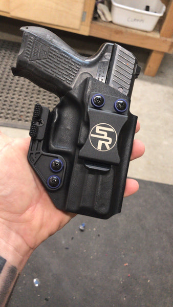 """Trey"" IWB Kydex Holster - Stay Ready Gear LLC™"