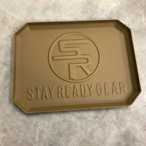 Stay Ready Dump Tray