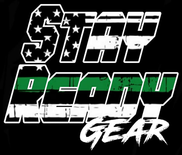 Thin Green Line SRG Shirt - Stay Ready Gear LLC™