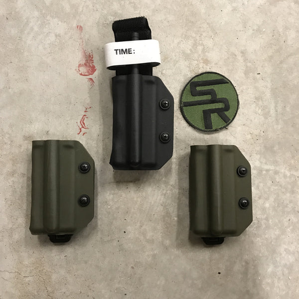 Kydex Tourniquet Carrier (C.A.T or SOF T)