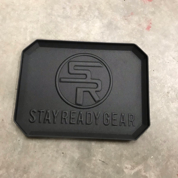 Stay Ready Gear EDC Dump Tray - Stay Ready Gear LLC™