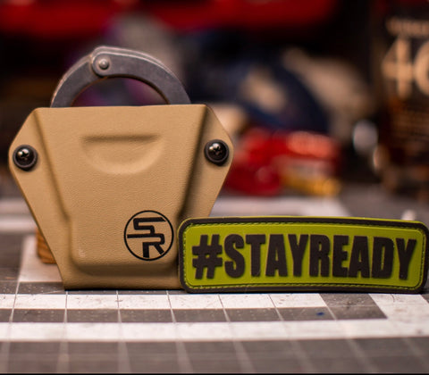 Handcuff Carrier - Stay Ready Gear LLC™