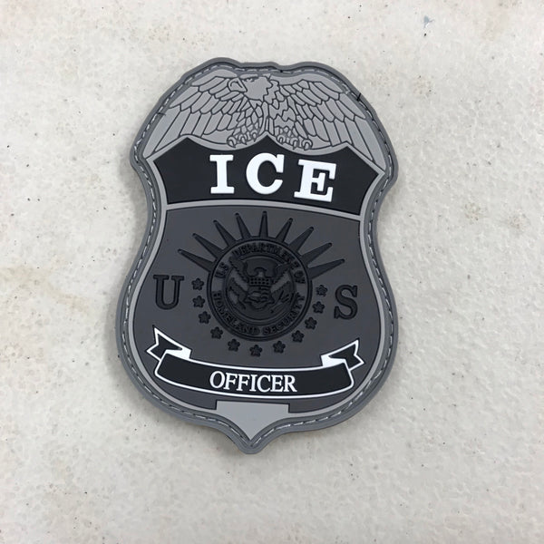 ICE PVC Subdued Patch