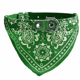 Bandanna Scarf Collar For Dogs Cute And Adjustable