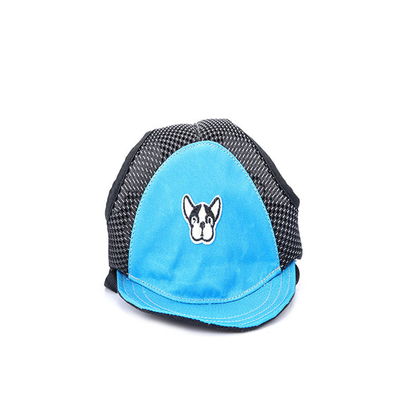 Dog Visor Cap Hat For Your Puppy Pet Adjustable With Ear Holes