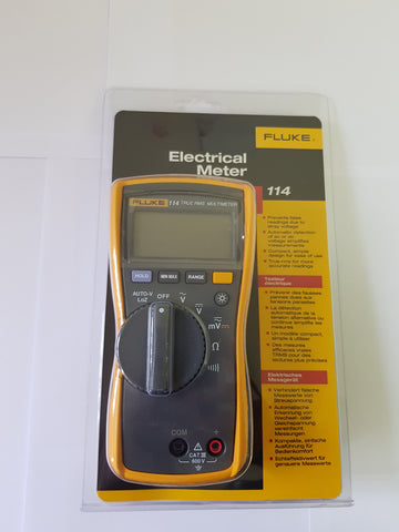 Fluke 114 Multimeter - CANS LTD