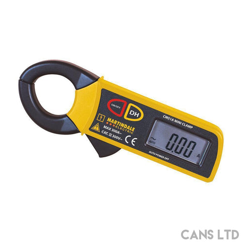 Martindale CM51 Clampmeter - CANS LTD