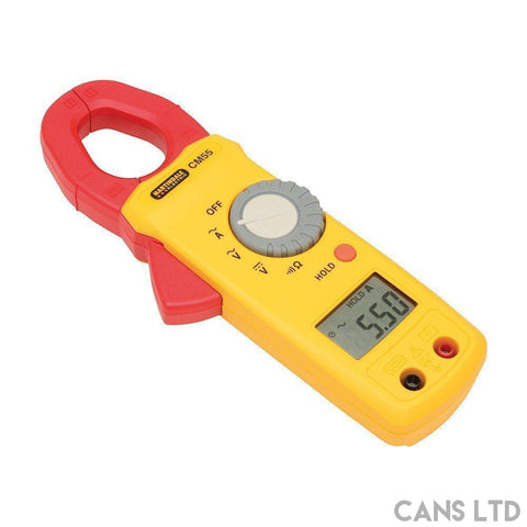 Martindale CM55 Clampmeter - CANS LTD