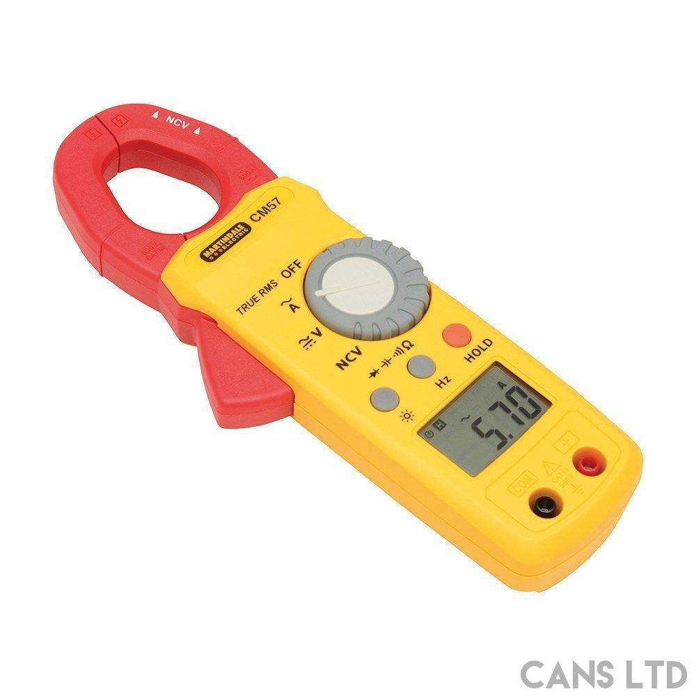 Martindale CM57 Clampmeter - CANS LTD