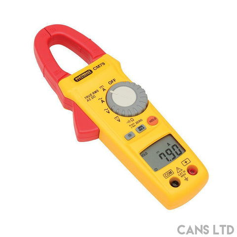Martindale CM79 Clampmeter - CANS LTD