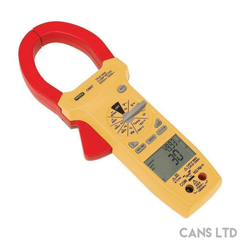 Martindale CM87 Clampmeter - CANS LTD