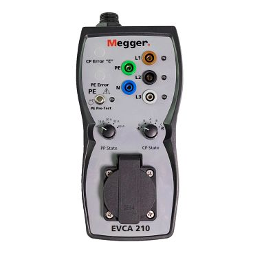 Megger EVCA210 - CANS LTD