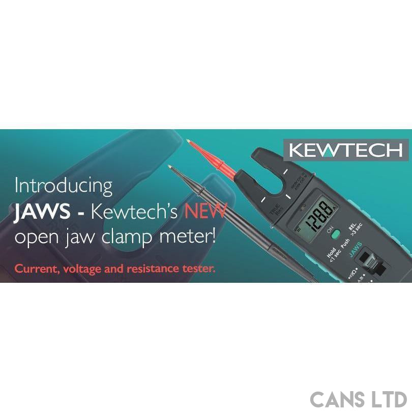 Kewtech Jaws - CANS LTD