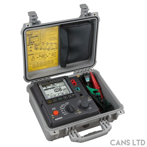 Kewtech KEW3128 12KV Insulation Tester - CANS LTD