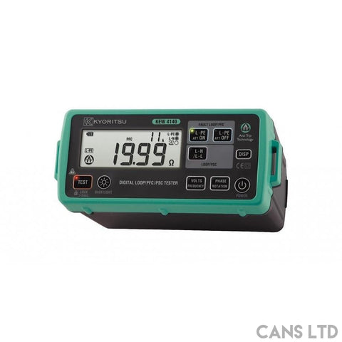 Kewtech KT4140 Loop Tester - CANS LTD