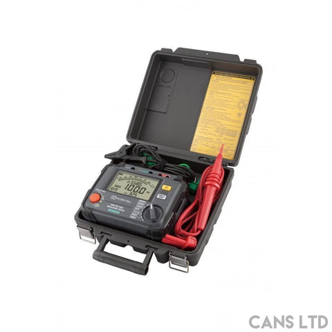 Kewtech KEW3125A HV Insulation Tester - CANS LTD