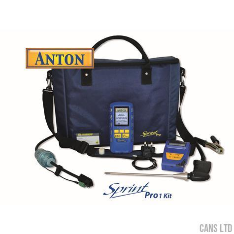 Anton Sprint Pro1 Multifunction Flue Gas Analyser Kit - CANS LTD