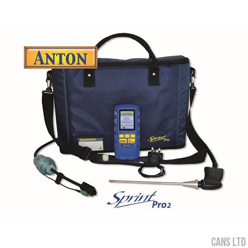 Anton Sprint Pro2 Multifunction Flue Gas Analyser - CANS LTD