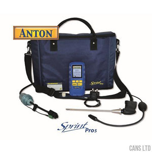 Anton Sprint Pro5 Multifunction Flue Gas Analyser (with NO) - CANS LTD