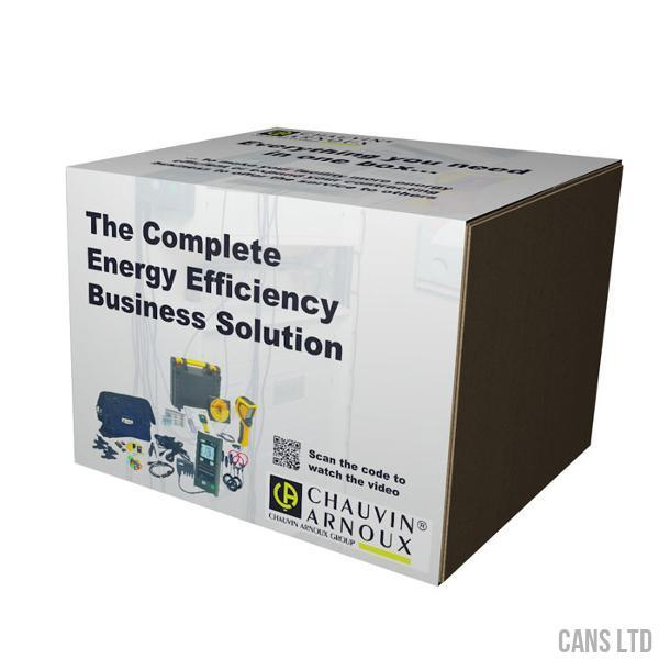 Chauvin Arnoux EES - Energy Efficiency Business Solution - CANS LTD