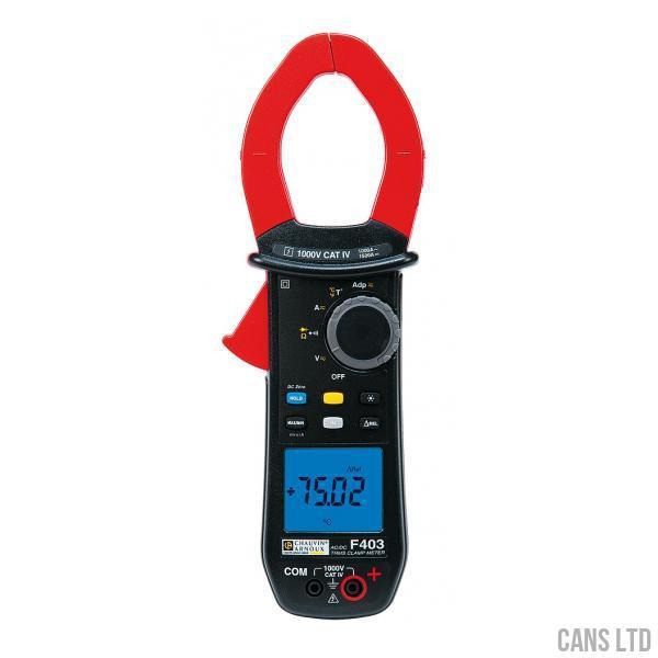 Chauvin Arnoux F403 Clamp Meter - CANS LTD