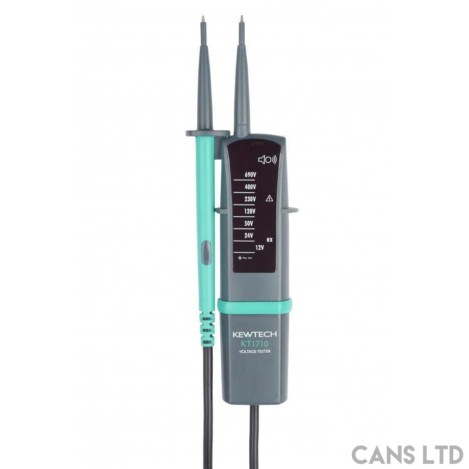 KT1710 TWO POLE VOLTAGE TESTER - CANS LTD