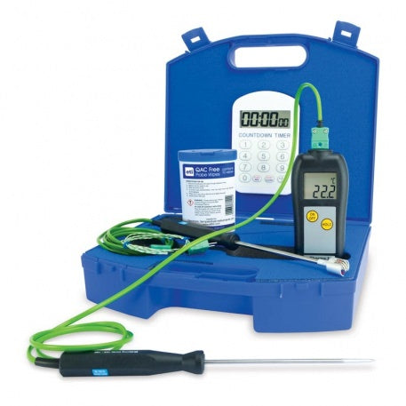 Legionnaires' Water Temperature Thermometer Kit - CANS LTD