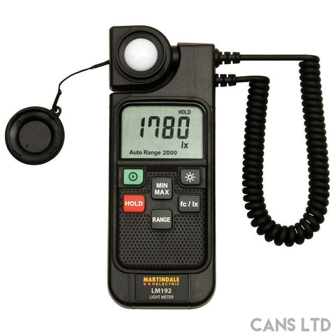 Martindale LM-192 Light Meter - CANS LTD
