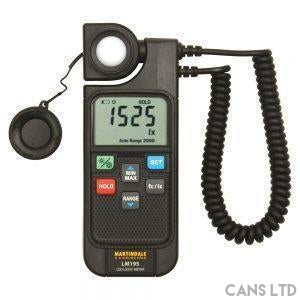 Martindale LM195 Light Meter - CANS LTD