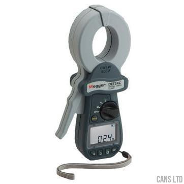 Megger DET14C Clamp-on Earth Tester - CANS LTD