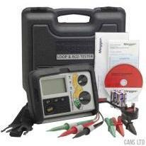 Megger LRCD210 Non-Tripping Loop and RCD Tester - CANS LTD