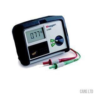 Megger LT300 High Current Loop Tester (with BS1363 Mains Lead) - CANS LTD