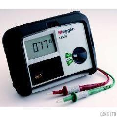 Megger LT300 High Current Loop Tester (with Red/Green Leads) - CANS LTD