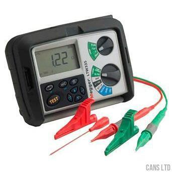 Megger LTW315 Two Wire Non-tripping Loop Tester - CANS LTD