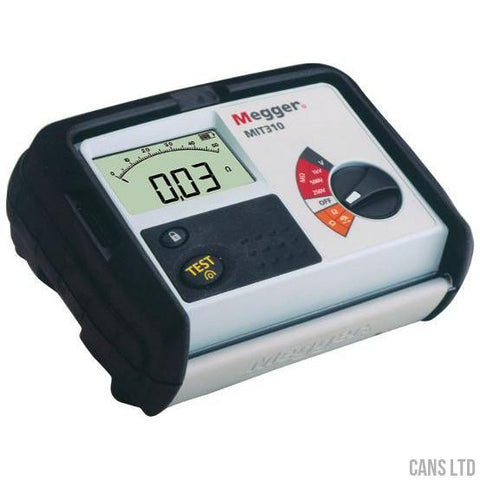 Megger MIT300 Digital Insulation Tester for Electricians - CANS LTD
