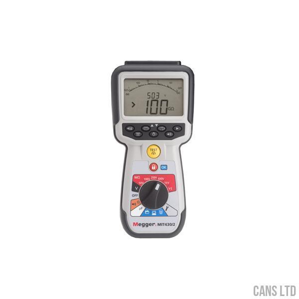 Megger MIT405/2 Insulation Tester - CANS LTD
