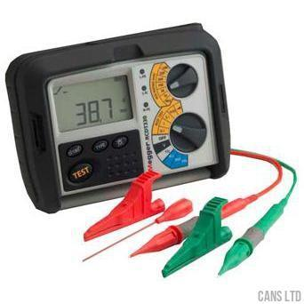 Megger RCDT320 RCD Tester for Electricians - CANS LTD