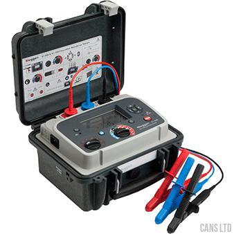 Megger S1-568-UK 5kV High Performance Diagnostic Insulation Tester - CANS LTD