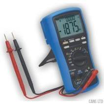 Metrel MD 9050 TRMS Heavy Duty Industrial Digital Multimeter - CANS LTD