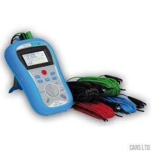 Metrel MI 3123 SMARTEC Earth/Clamp Tester - CANS LTD