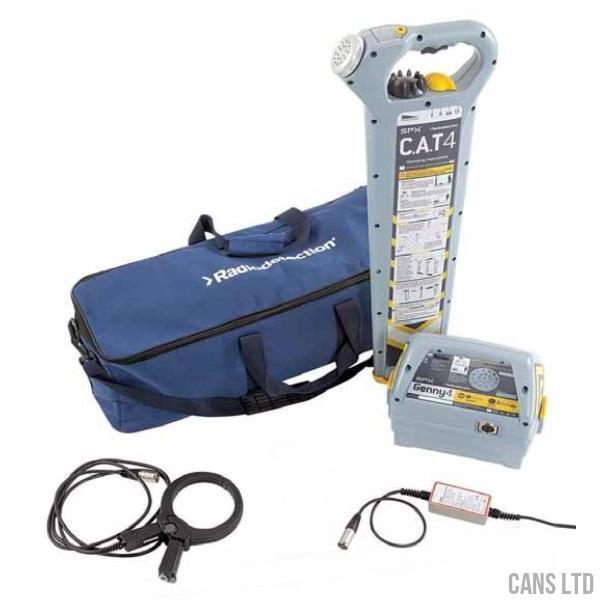 Radiodetection CAT4+ (Metric Depth) Plus Electricians' Pack - CANS LTD