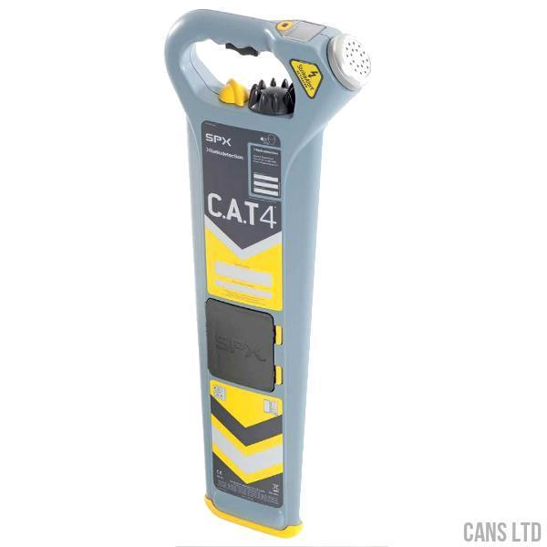 Radiodetection eCAT4+ with Imperial Depth Estimation; Data Logging; CALSafe - CANS LTD
